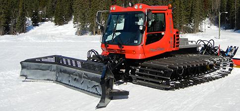 Track Setting Equipment